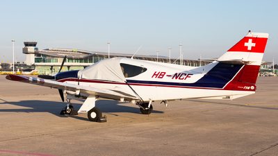HB-NCF - Rockwell Commander 114 - Private