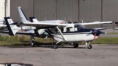 C-GIGB - Cessna 337G Super Skymaster - Grondair
