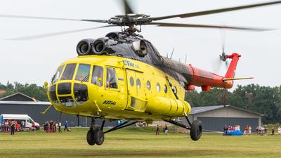 OM-AVD - Mil Mi-8T - UTair Europe