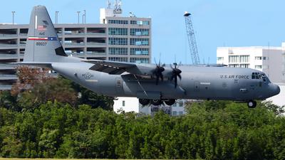 08-8607 - Lockheed Martin C-130J-30 Hercules - United States - US Air Force (USAF)
