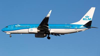PH-BCA - Boeing 737-8K2 - KLM Royal Dutch Airlines