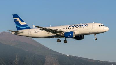 OH-LXH - Airbus A320-214 - Finnair