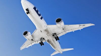 SP-LRD - Boeing 787-8 Dreamliner - LOT Polish Airlines