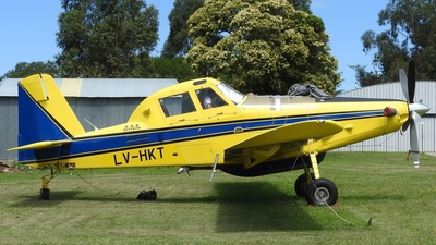 LV-HKT - Air Tractor AT-802 - Private