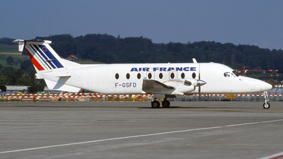 F-GSFD - Beech 1900D - Air France (Proteus Airlines)