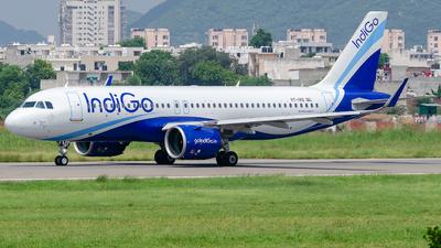 A picture of VTIVG - Airbus A320271N - IndiGo - © Rohan Paliwal