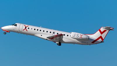 A picture of N268JX - Embraer ERJ135ER - JSX - © Ricky Teteris