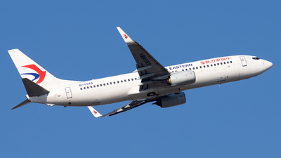 A picture of B5589 - Boeing 73789P - China Eastern Airlines - © XPHNGB