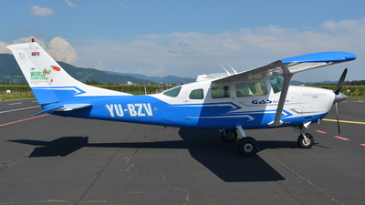 A picture of YUBZV - Cessna TU206G Turbo Stationair - [U20603877] - © Davor