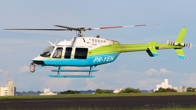 PR-YEN - Bell 407GX - Private