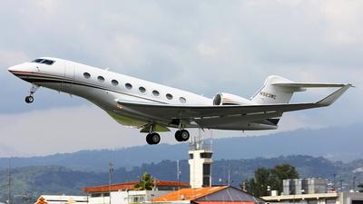 N923WC - Gulfstream G650ER - Private