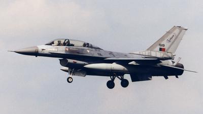 15119 - General Dynamics F-16B Fighting Falcon - Portugal - Air Force