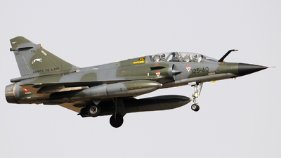 351 - Dassault Mirage 2000N - France - Air Force