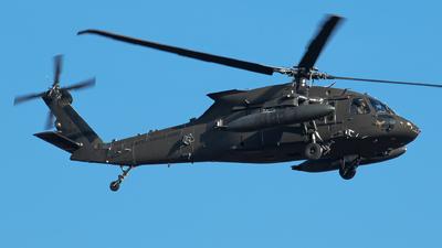 16-20809 - Sikorsky UH-60M Blackhawk - United States - US Army