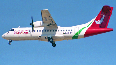 A4O-AT - ATR 42-500 - Oman Air