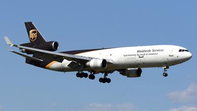 N257UP - McDonnell Douglas MD-11(F) - United Parcel Service (UPS)