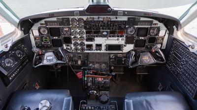 VH-PFI - Beech 1900D - Penjet