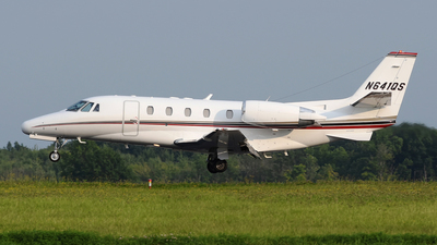 A picture of N641QS - Cessna 560XL Citation Excel - NetJets - © DJ Reed - OPShots Photo Team
