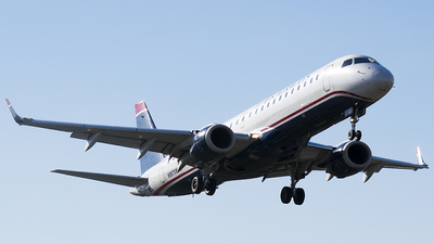 N957UW - Embraer 190-100IGW - US Airways