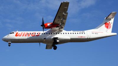 PK-WGO - ATR 72-212A(600) - Wings Air