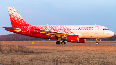 A picture of VPBNJ - Airbus A319111 - Rossiya - © KomradAlexey
