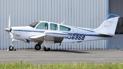 N36968 - Beechcraft F33A Bonanza - Private