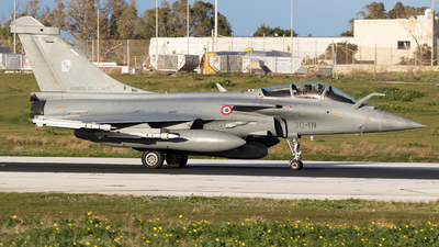 110 - Dassault Rafale C - France - Air Force