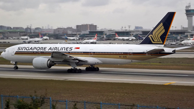 9V-SVN - Boeing 777-212(ER) - Singapore Airlines