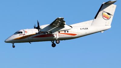 A picture of CFLSX - De Havilland Canada Dash 8100 - Air Creebec - © Guy Langlois