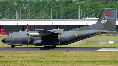 69-019 - Transall C-160D - Turkey - Air Force