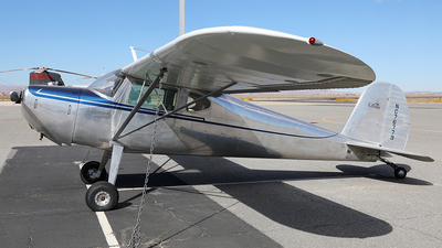 NC76779 - Cessna 140 - Private