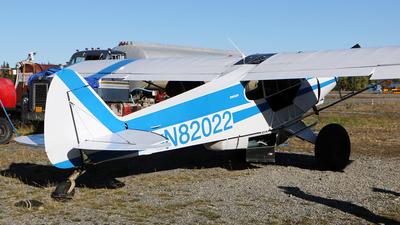 A picture of N82022 - Piper PA18150 Super Cub - [187809113] - © Jeroen Stroes