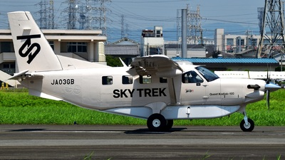 JA03GB - Quest Aircraft Kodiak 100 - Sky Trek