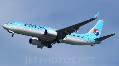 HL8242 - Boeing 737-8Q8 - Korean Air