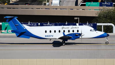 N165YV - Beech 1900D - Great Lakes Airlines
