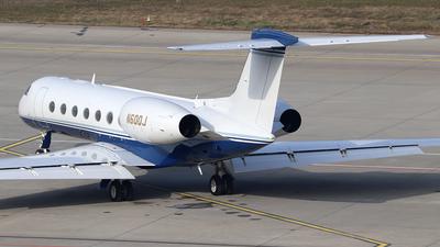 N600J - Gulfstream G550 - Private