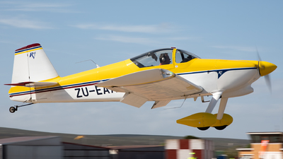 ZU-EAA - Vans RV-6 - Private
