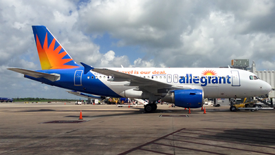 N310NV - Airbus A319-111 - Allegiant Air
