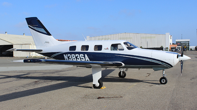 N383SA - Piper PA-46-310P Malibu - Private