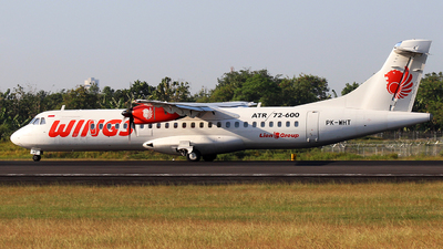 PK-WHT - ATR 72-212A(600) - Wings Air