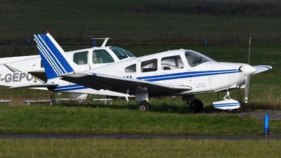 F-GCMI - Piper PA-28-161 Warrior II - Private