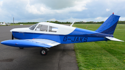 G-JAKS - Piper PA-28-160 Cherokee - Private