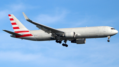 N373AA - Boeing 767-323(ER)(BDSF) - Cargo Aircraft Management