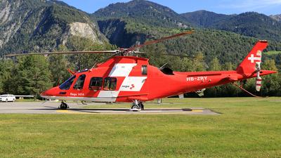 HB-ZRY - Agusta-Westland AW-109SP - REGA - Swiss Air Ambulance