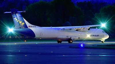 HB-AFM - ATR 72-202(F) - Farnair Switzerland