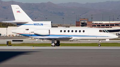 N825JW - Dassault Falcon 50 - Private