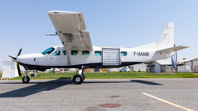 F-HANM - Cessna 208B Grand Caravan - Private