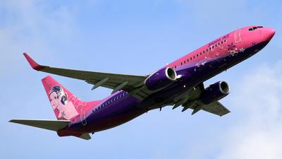 HS-RRR - Boeing 737-86J - Siam Air