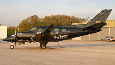 D-IWEL - Beechcraft B60 Duke - Private
