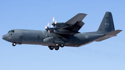 130343 - Lockheed CC-130H-30 Hercules - Canada - Royal Canadian Air Force (RCAF)
